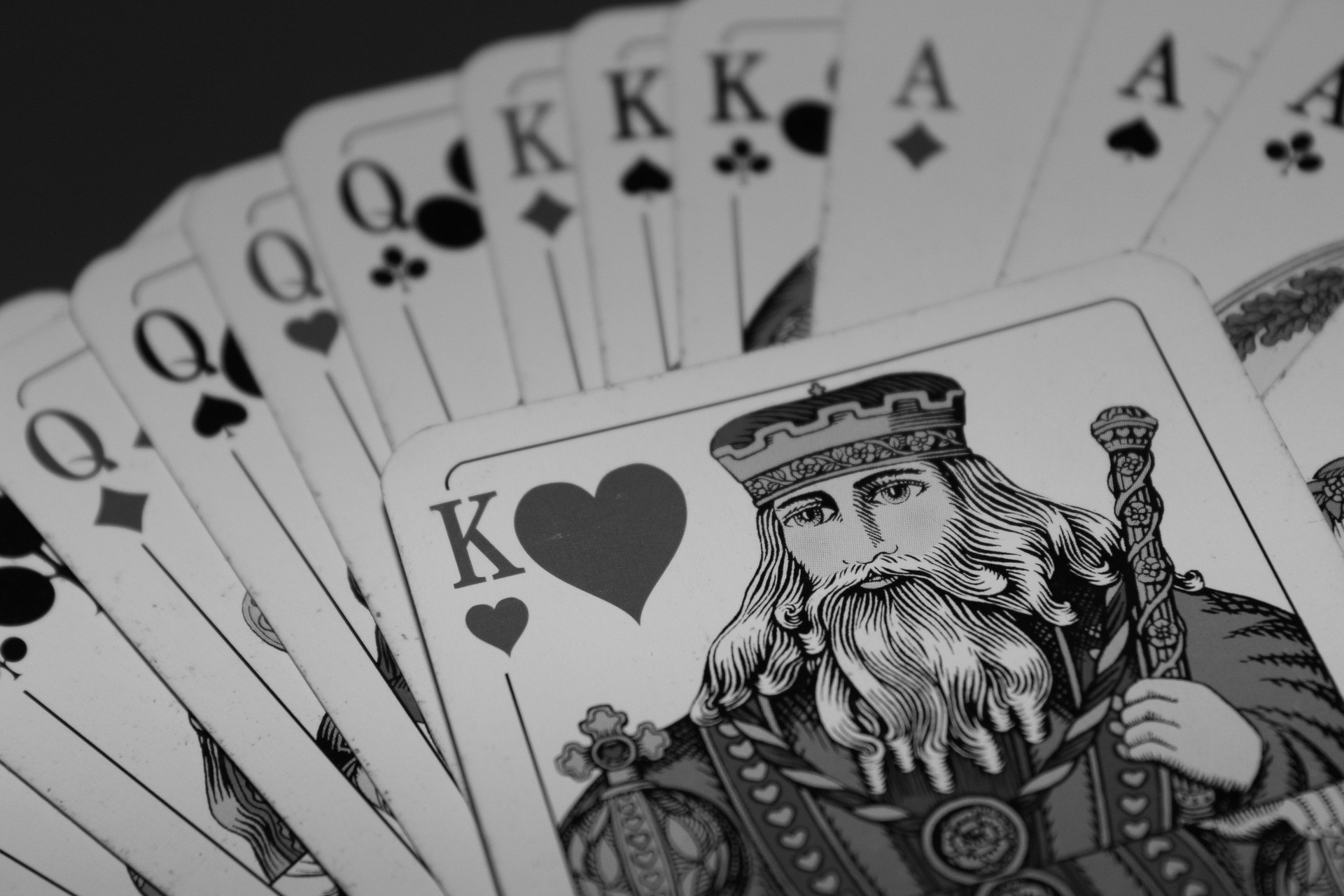 best online casino king of cards